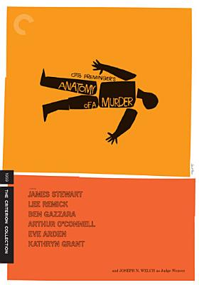 ANATOMY OF A MURDER BY STEWART,JAMES (DVD)