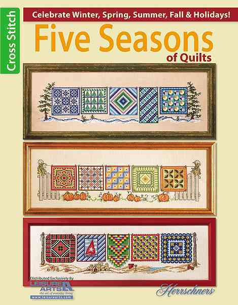Five Seasons of Quilts By Herrschners